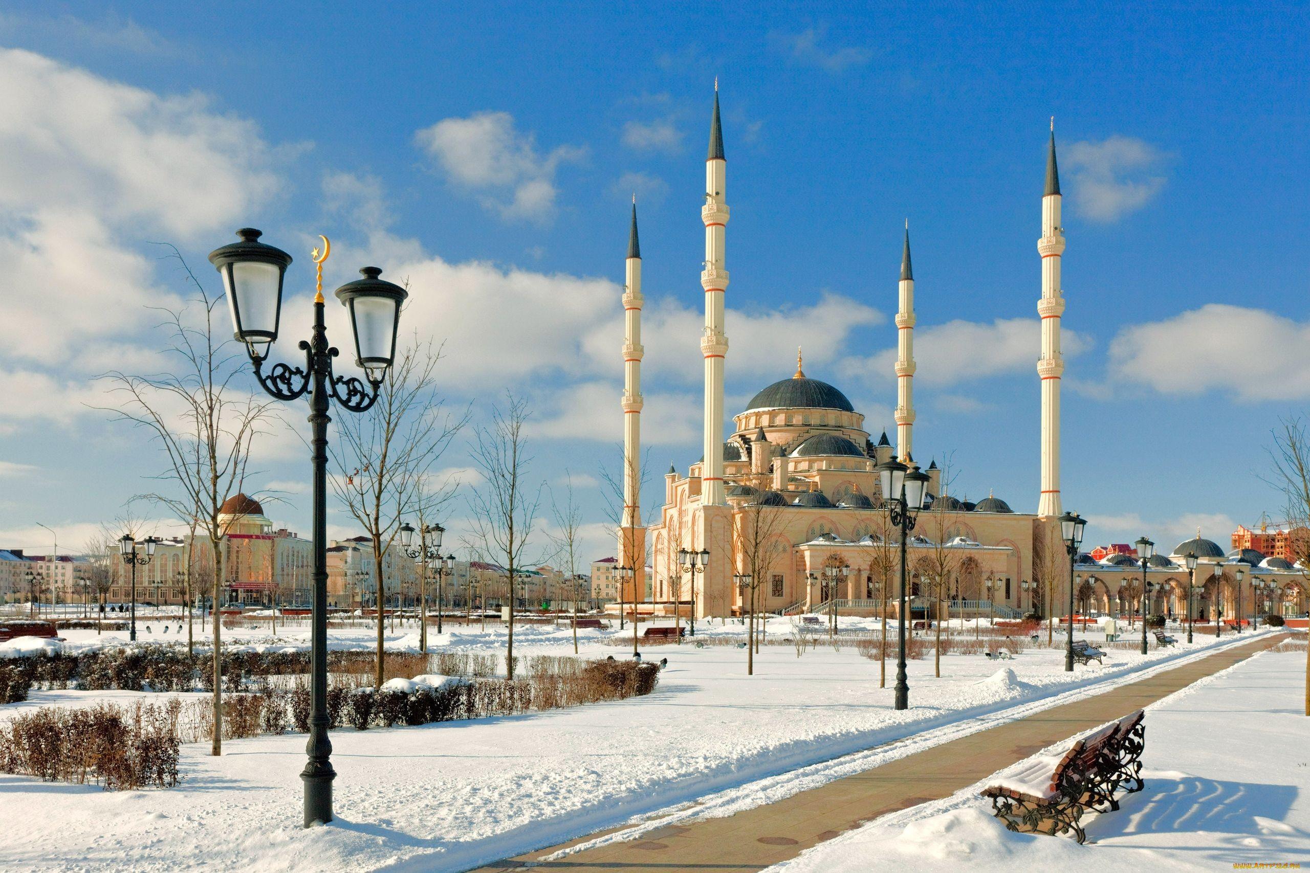 Новогодний тур в Чечню