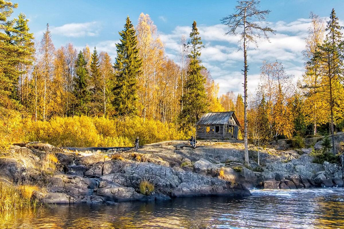 Фото карелия пейзаж природа
