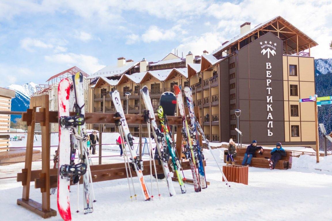 Курорты «Архыз», «Эльбрус» и «Ведучи» выпустили единый сезонный ски-пасс