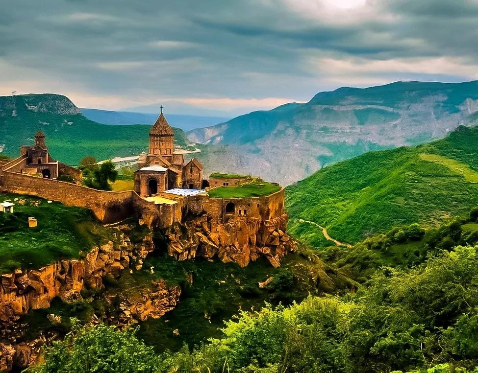 Винно-гастрономический тур в Армению