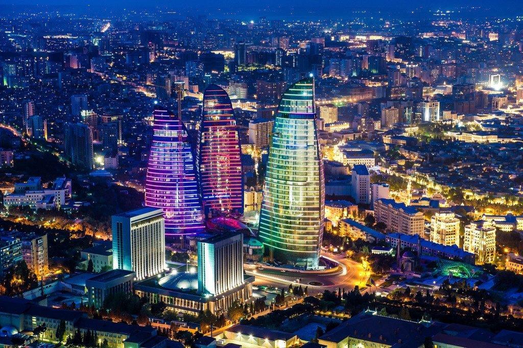 Азербайджан: Салам, Баку