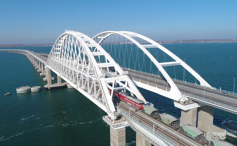 Первые железнодорожные билеты из материковой части России в Крым поступят в продажу 8 ноября