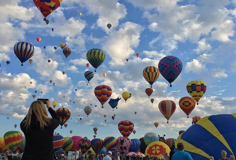 Крым. Фестиваль воздушных шаров (01.05-04.05)