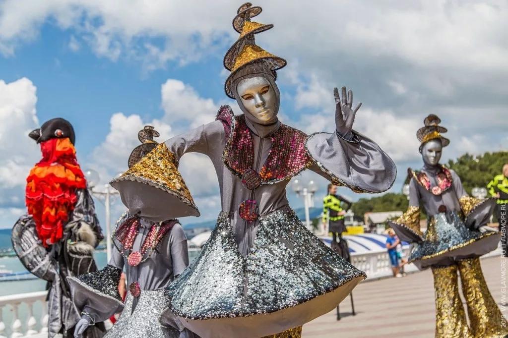Карнавал 2019 в Геленджик (30.05-02.06)