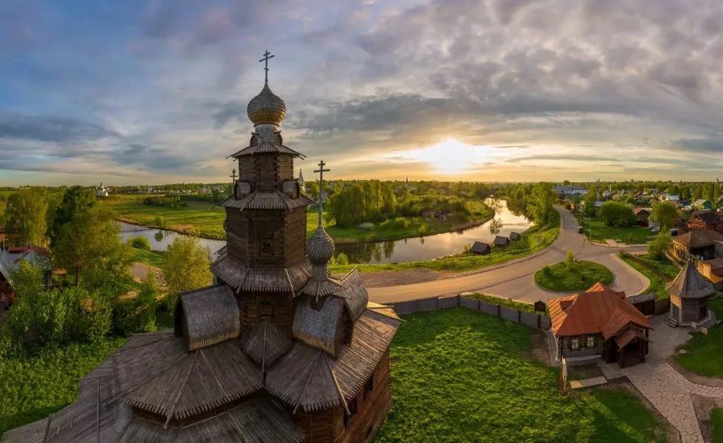Тур по Золотому Кольцу России - Милая провинция (2 дня)