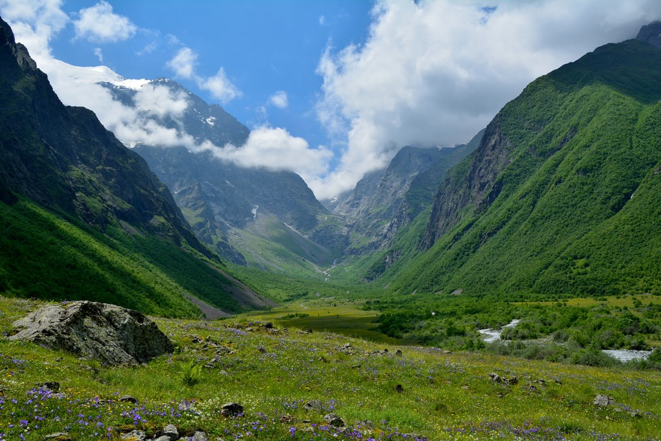 Сказочный Кавказ! Владикавказ - Грозный (9 Мая)