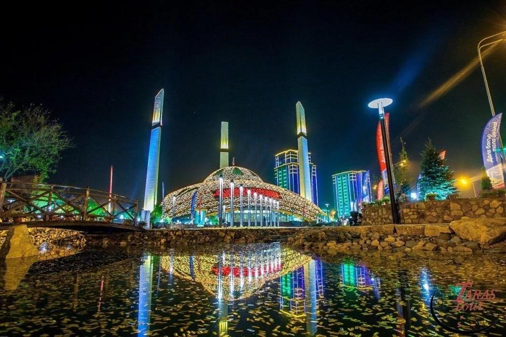 Сказочный Кавказ (3 дня/2 ночи)
