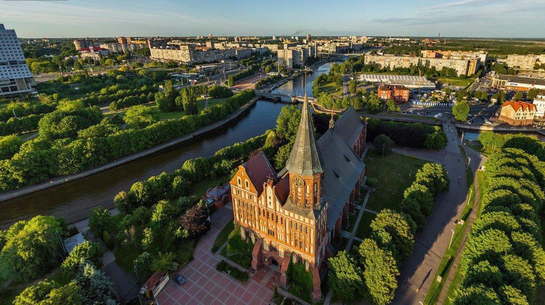 Тур в Калининград «Знакомство с Янтарным краем»