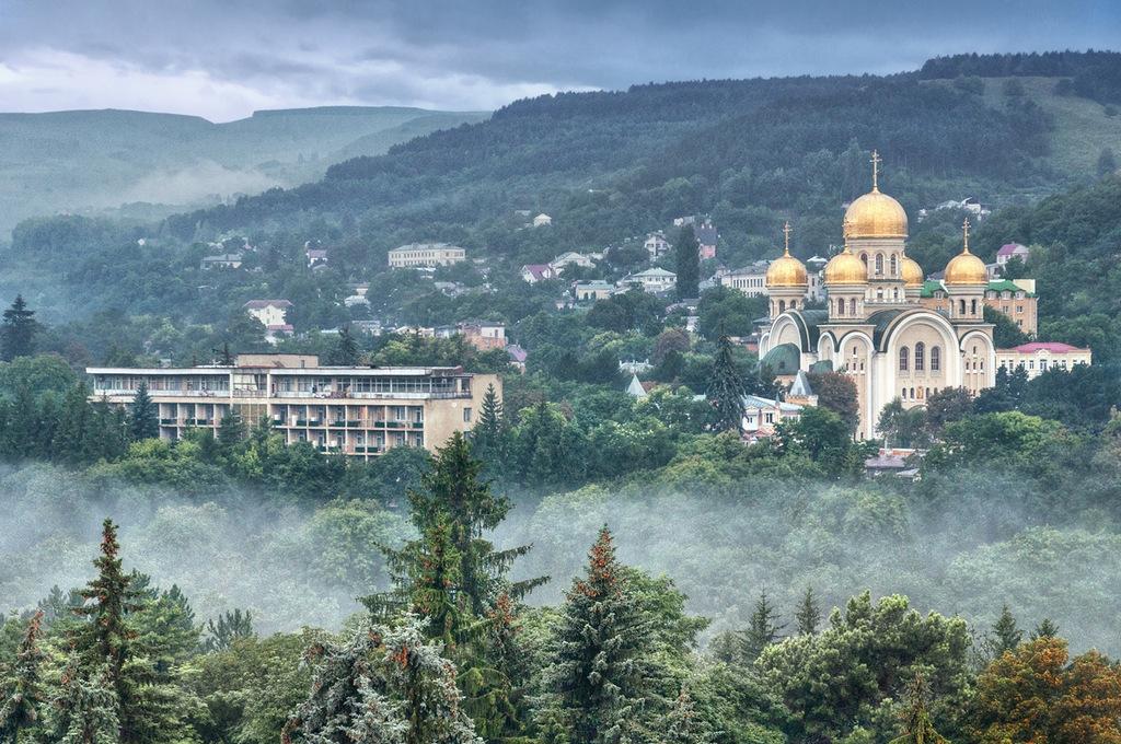 Тур для организованных групп в Кисловодск (4 дня / 3 ночи)