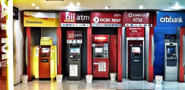 Сбербанк рекомендует россиянам быть осторожнее при использовании банкоматов в пяти странах