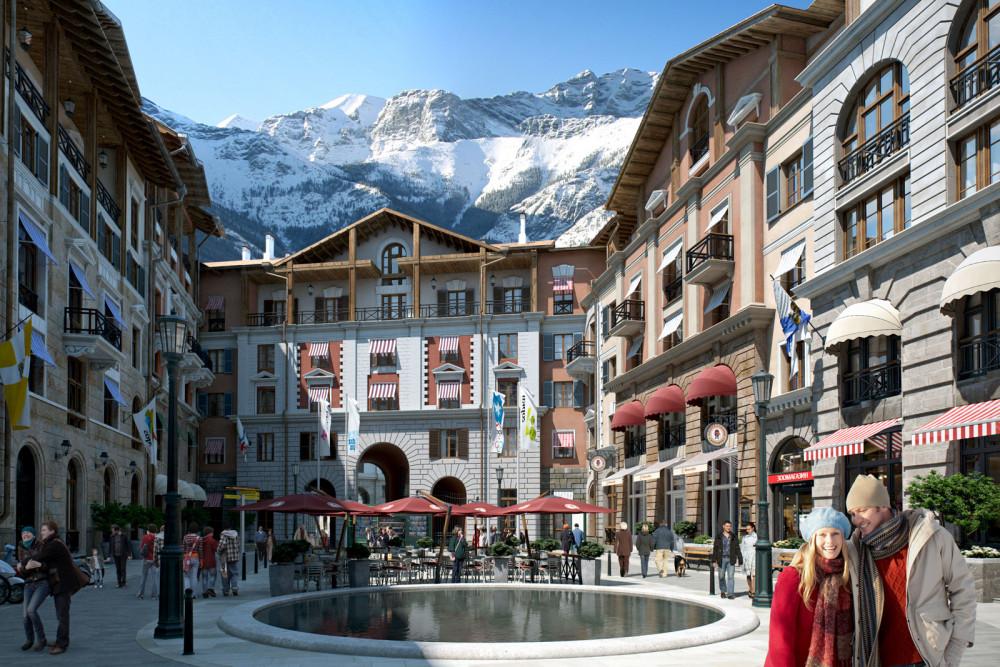 В Сочи этой зимой появится новый горнолыжный курорт