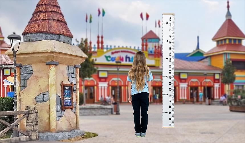 В Сочи Парк начнут пускать по росту