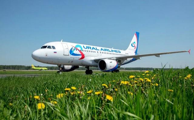 Летнее расписание «Уральских авиалиний»
