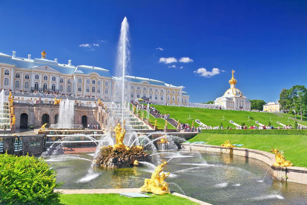 Санкт-Петербург и его Шедевры ( Ж/Д тур из Ростова) (3 дня / 2 ночи)