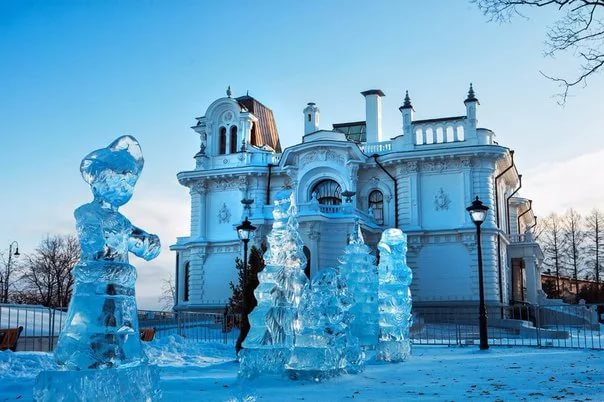 Рождество 2020 в Тамбове