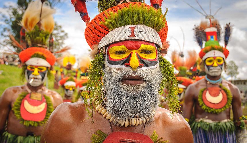 Россиянам упростили порядок получения виз в Папуа – Новую Гвинею