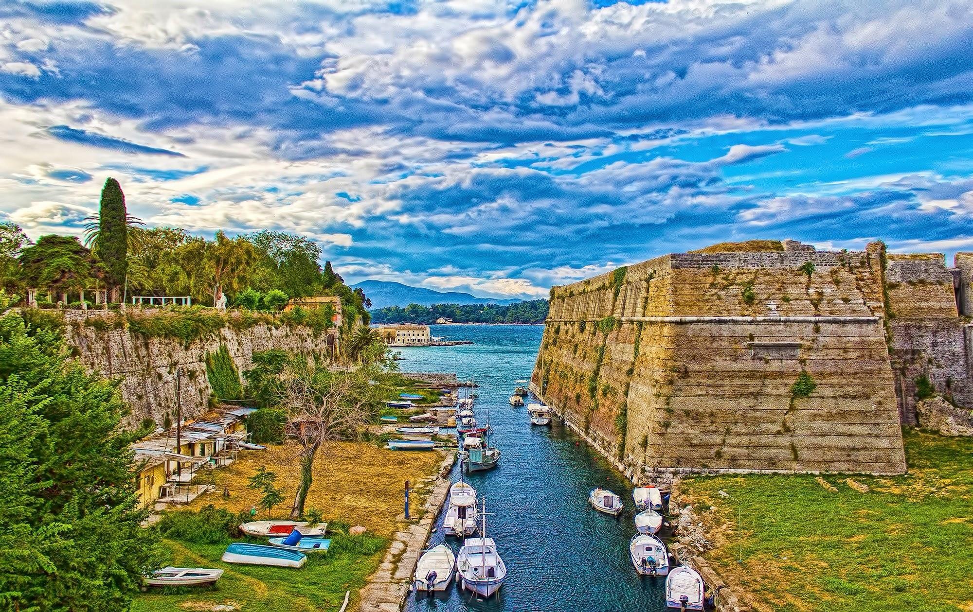 Греция: Экскурсионный тур + отдых на о.Корфу «Салоники - Касторья - Метеора» (11 ночей)