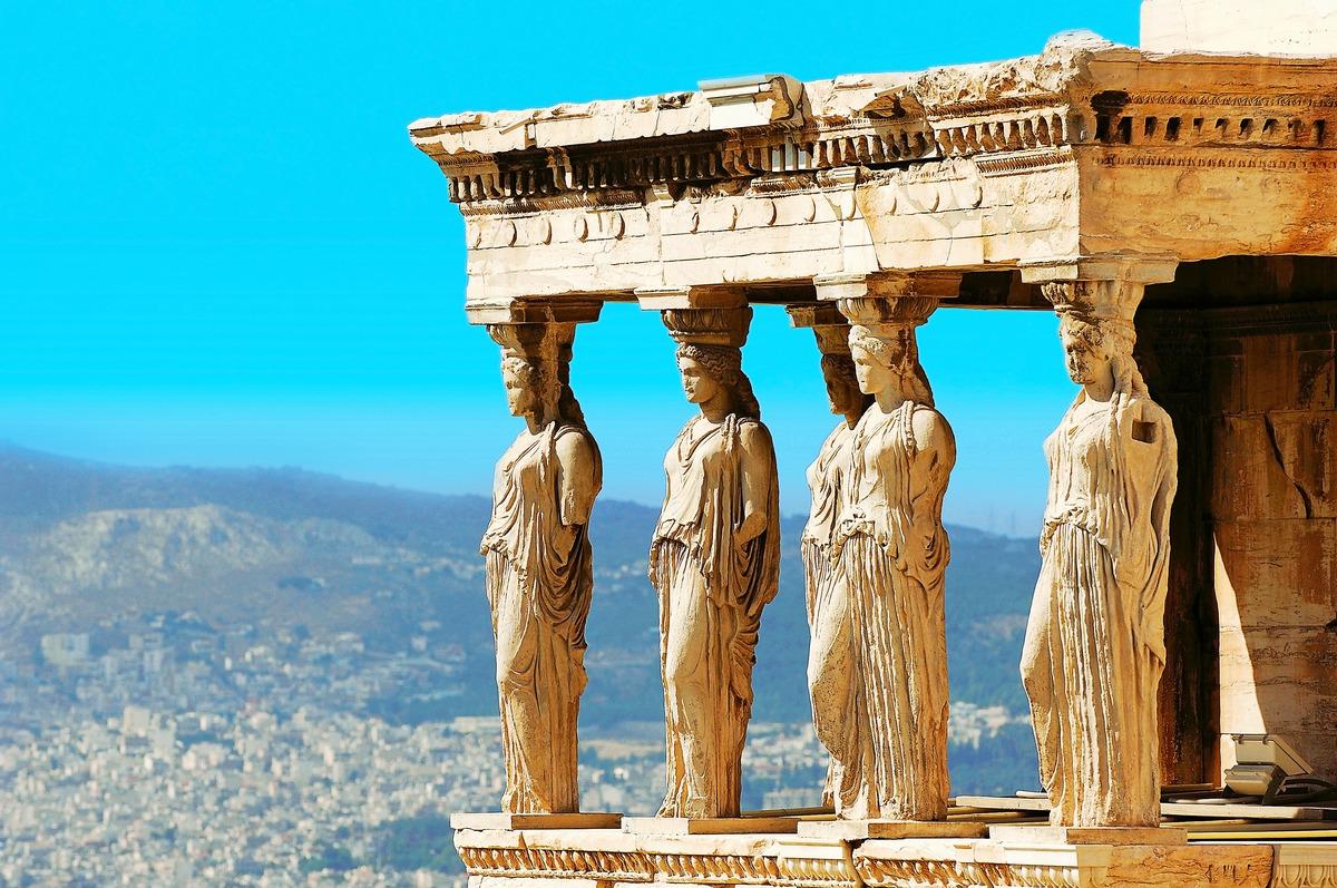 Греция: Античность. Византия. Современность. + отдых (11, 21 ночей)