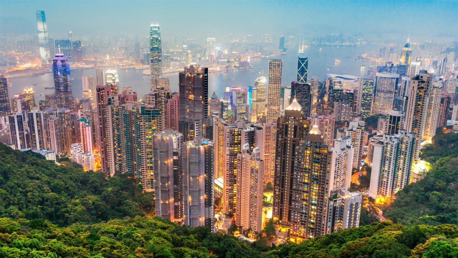 """Гранд-тур """"Китай"""" + Гонконг (14д/13н)"""