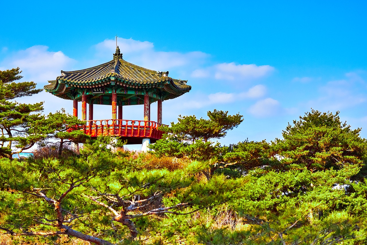 Южная Корея: Страна сияющего счастья