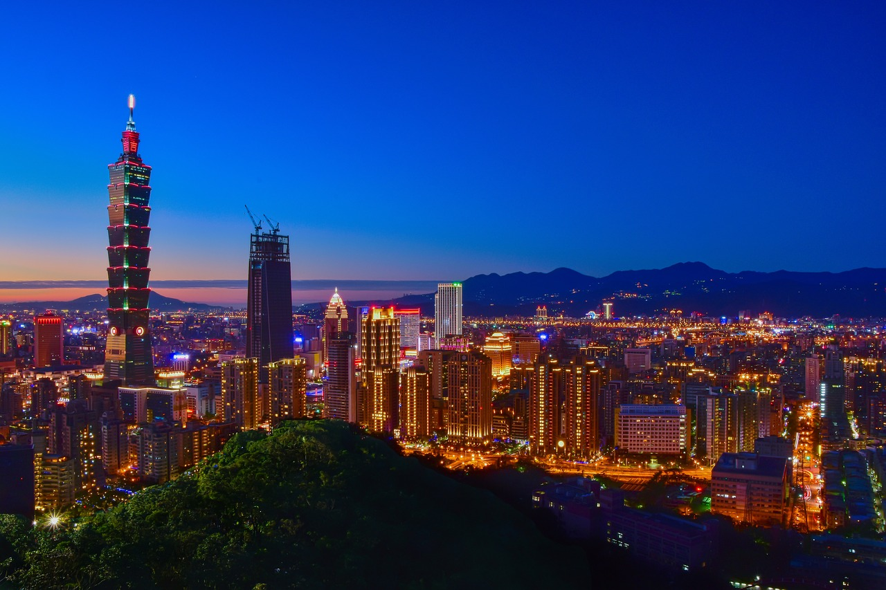 Тайвань продлил срок безвизового пребывания для россиян до 21 дня
