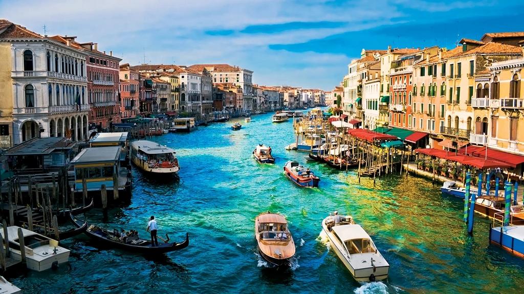 Италия: Города искусств + Рим (8д/7н)