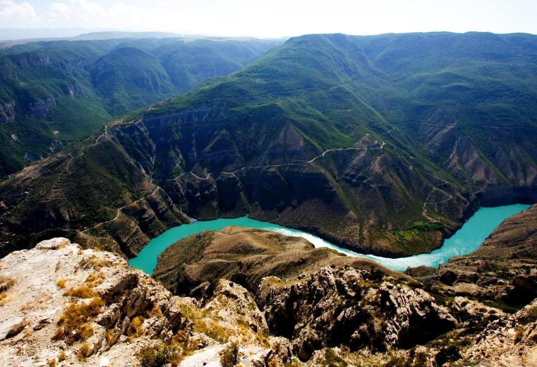 Автобусный тур в Дагестан с выездом из Саратова 7 мая и 9 июня 2021 от 11500 рублей