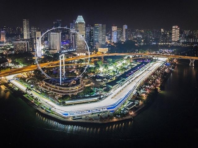 Гран-При Формулы-1 в Сингапуре (20-22.09.2019)